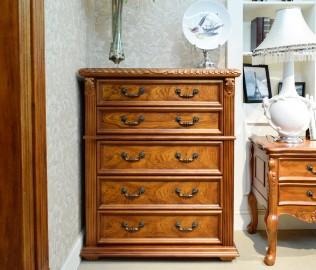 伯爵庄园,五斗柜,实木家具