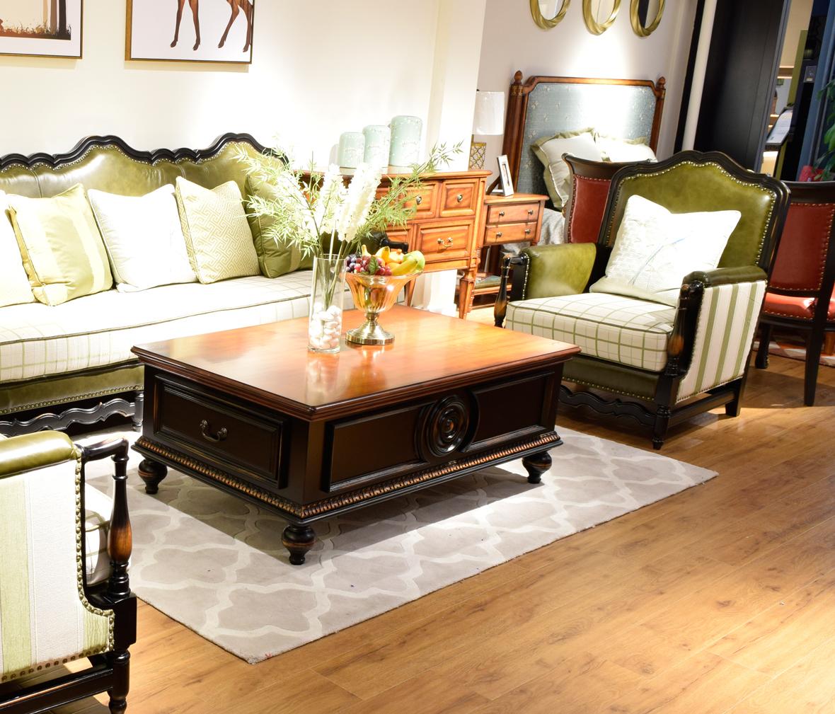 112单人沙发 黑胡桃材质单人沙发 实木家具  眼缘:0  天坛家具 简风