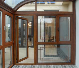 科美琳,玻璃门,玻璃房