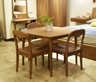 钛马迪,餐椅,餐厅家具