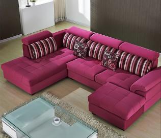 东方百盛,板式家具,布艺沙发