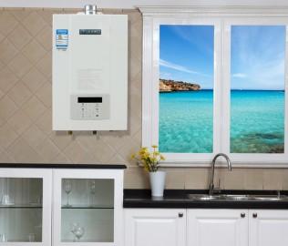 桑越海,热水器,能率