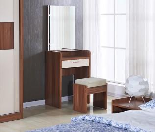 东方百盛,板式家具,梳妆台