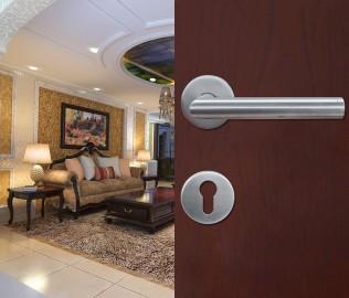安恒五金,不锈钢锁,分体门锁