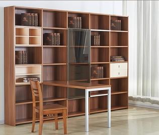 东方百盛,板式家具,书架