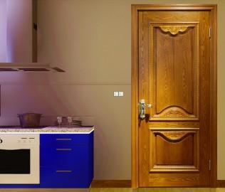 门之杰,木门,实木复合