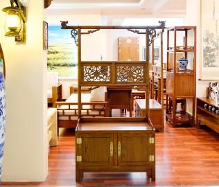 瀚明轩,衣柜,实木家具