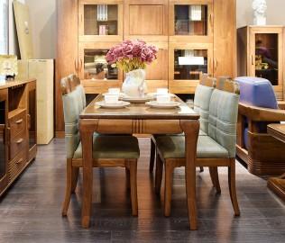 摩纳戈,餐台,实木家具
