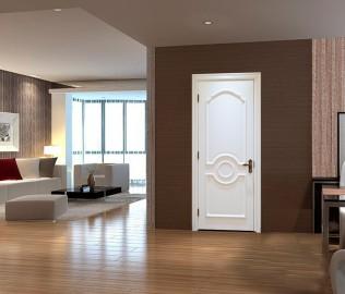 一统木门,实木复合,门