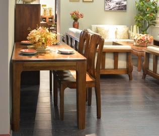 摩纳戈,餐椅,实木家具