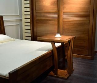 摩纳戈,床边几,实木家具