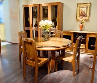 摩纳戈,餐桌,圆餐桌
