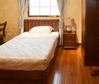 绿芝岛,床头柜,实木家具