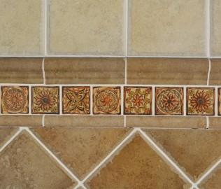马可波罗,瓷砖,腰线