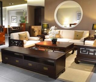 祥华坊,实木家具,中式家具