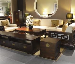 祥华坊,坐箱,中式家具