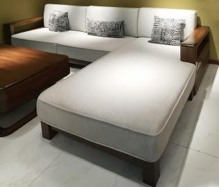 摩纳戈,转角沙发,实木家具