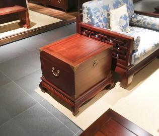 祥华坊,箱桌,实木家具