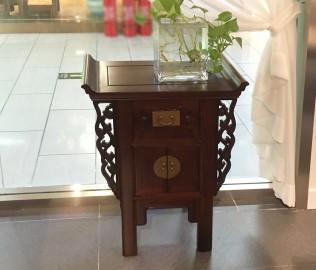 祥华坊,电话桌,实木家具
