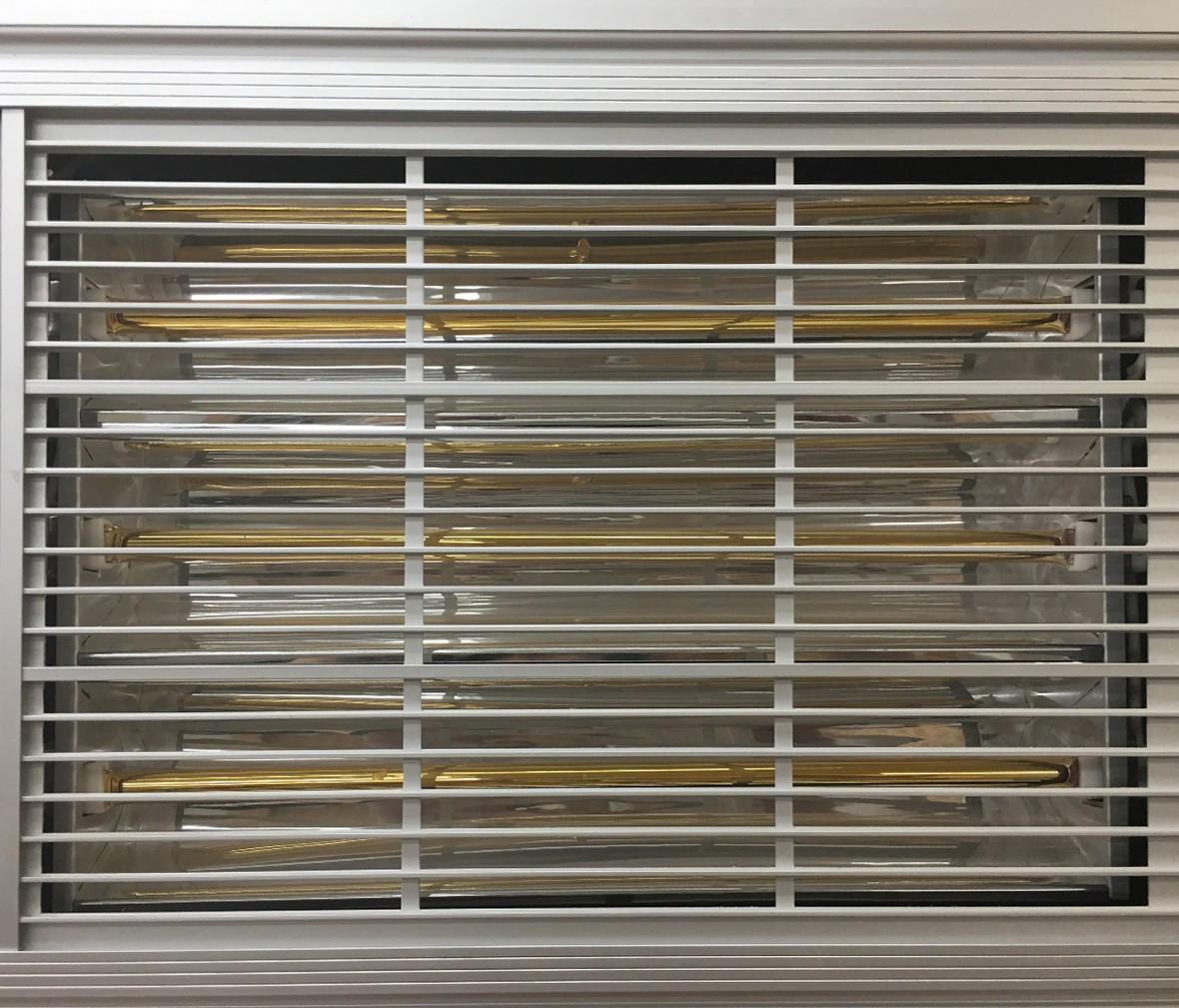 欧普吊顶 F18型号光波三合一灯暖浴霸 集成吊顶 600*300mm 细节展示