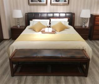江南宜家,双人床,床