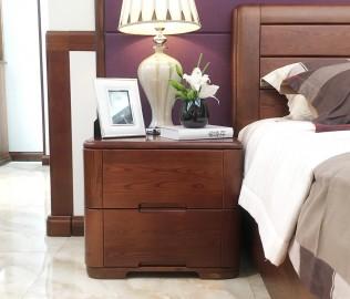双叶家具,床头柜,卧室家具