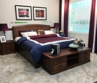 双叶家具,床,功能床