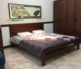 双叶家具,床,实木床