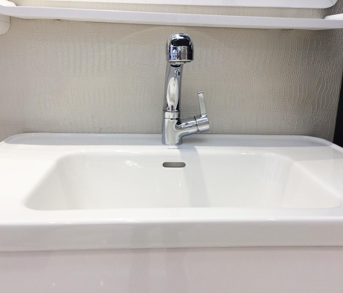惠达卫浴 HDA1261M型号单把单孔面盆龙头