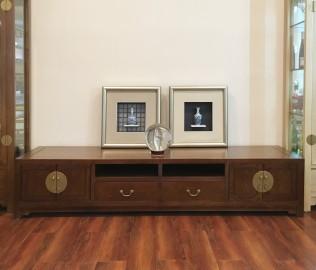 瀚明轩,电视柜,实木家具