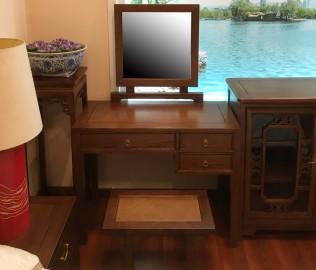 瀚明轩,明式方凳,实木家具