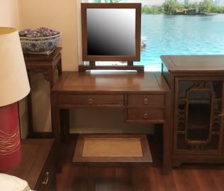 瀚明轩,妆台,实木家具