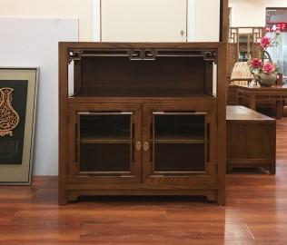 瀚明轩,餐边柜,实木家具