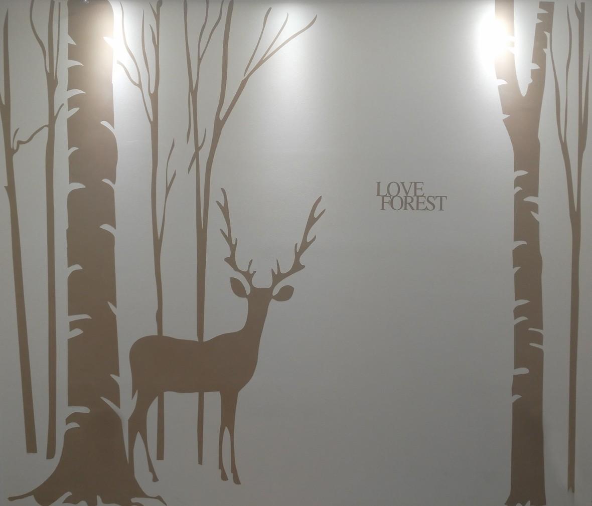 正和环艺 兴保硅藻泥 小鹿型号 硅藻泥 墙衣 内墙涂料