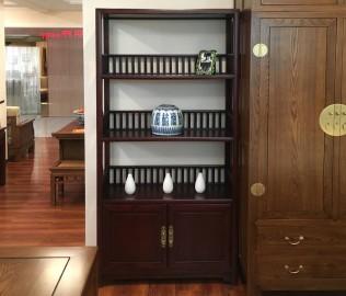 瀚明轩,书架,实木家具