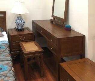 瀚明轩,妆凳,实木家具
