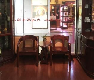 大连华丰,转椅,实木家具