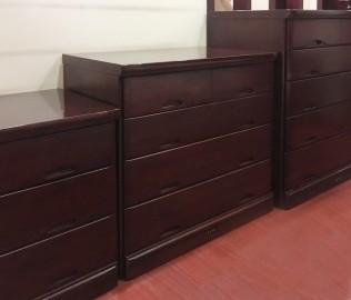 大连华丰,四斗柜,实木家具