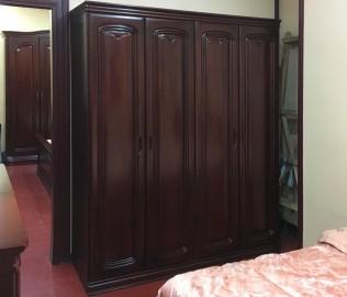 大连华丰,衣柜,实木家具
