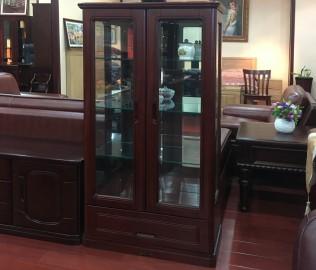 大连华丰,矮柜,实木家具