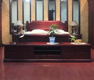 大连华丰,电视柜,实木家具