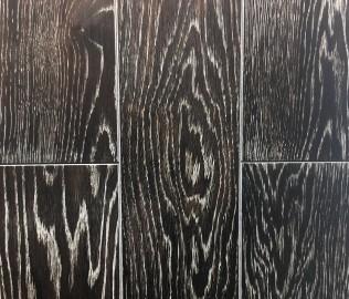 飞美地板,烟熏橡木,实木复合