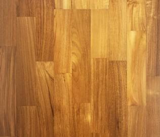 飞美地板,三拼柚木,实木复合