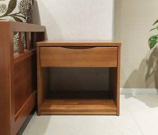曲美家具,床头柜,柜子