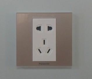 松下灯饰,插座,开关