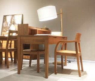 曲美家具,字台,写字台