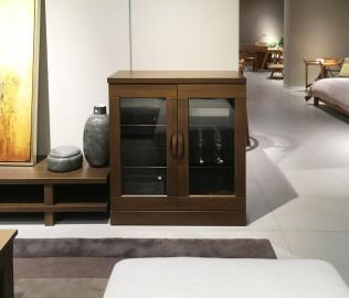 曲美家具,厅柜,实木家具