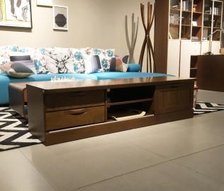 曲美家具,电视柜,柜子