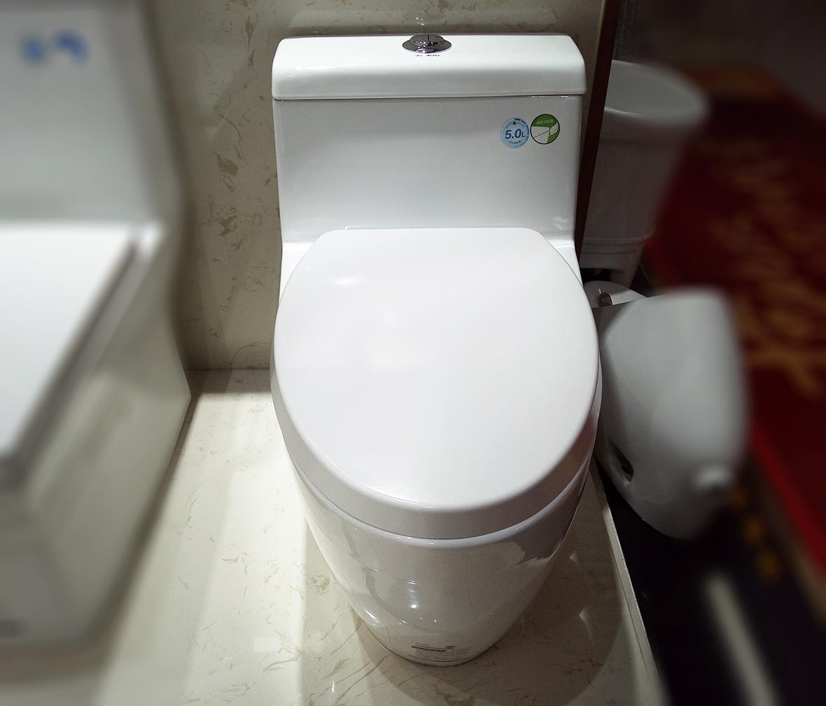 九牧 11159-2型号连体座便器 陶瓷地排式冲水马桶 节水防臭