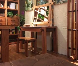 北欧艺家,妆镜,实木家具